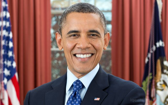 Barack Obama IQ Score