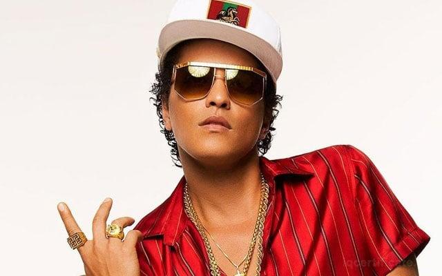 Bruno Mars IQ Score