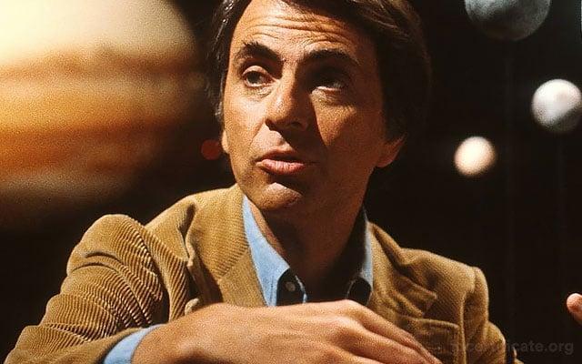 Carl Sagan IQ Score