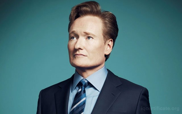 Conan O'Brien IQ
