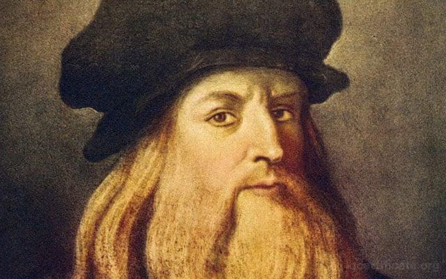Leonardo Da Vinci IQ Score