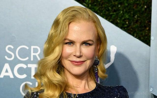 Nicole Kidman IQ Score