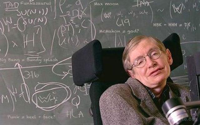 Stephen W. Hawking IQ Score