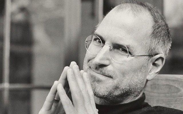 Steve Jobs IQ Score