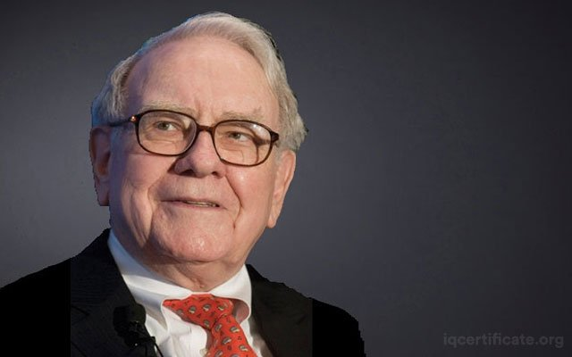 Warren Buffet IQ